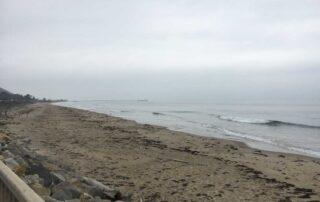 Foggy Ride to Santa Barbara