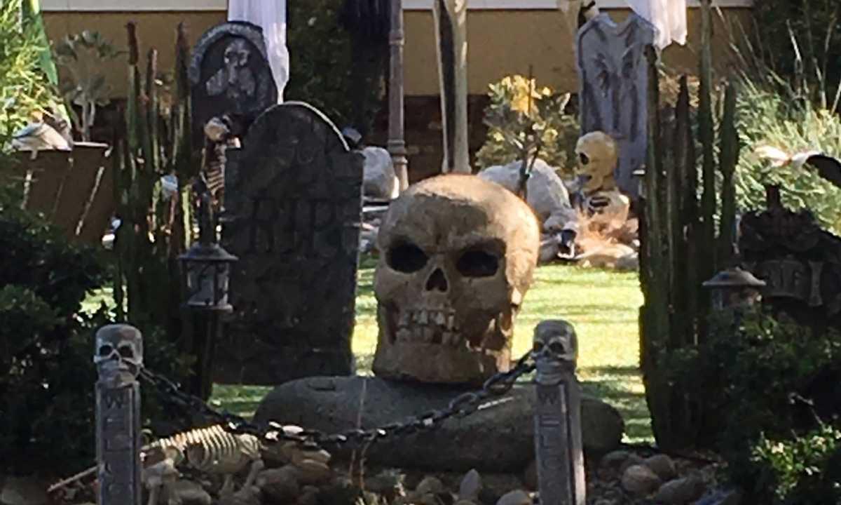 Halloween in West Hills